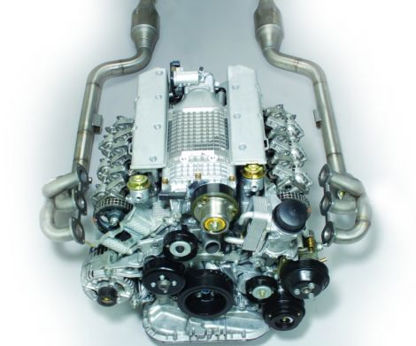 MKB - The Engines /based on Mercedes compressor engines